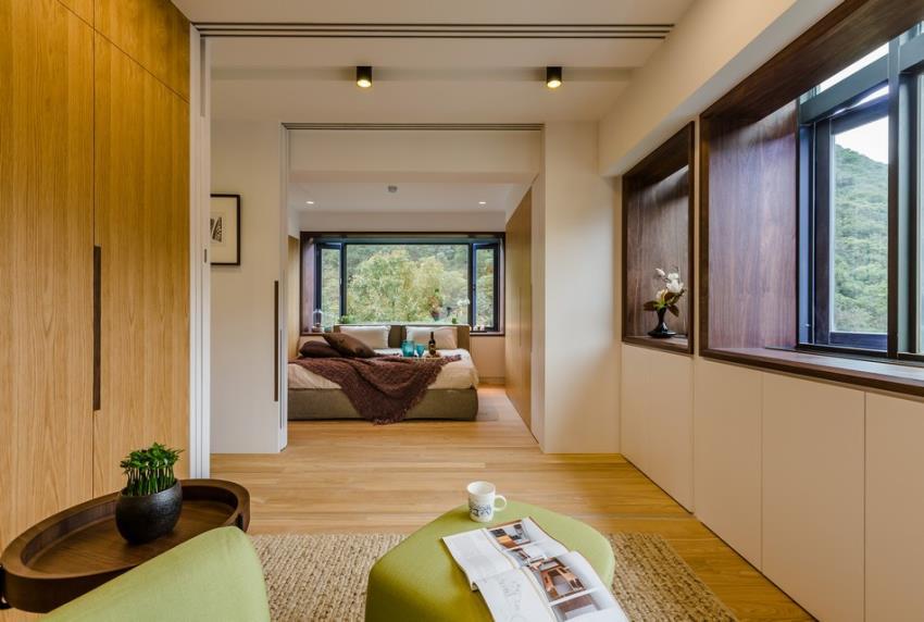 Потрясающий современный дизайн квартиры (7)