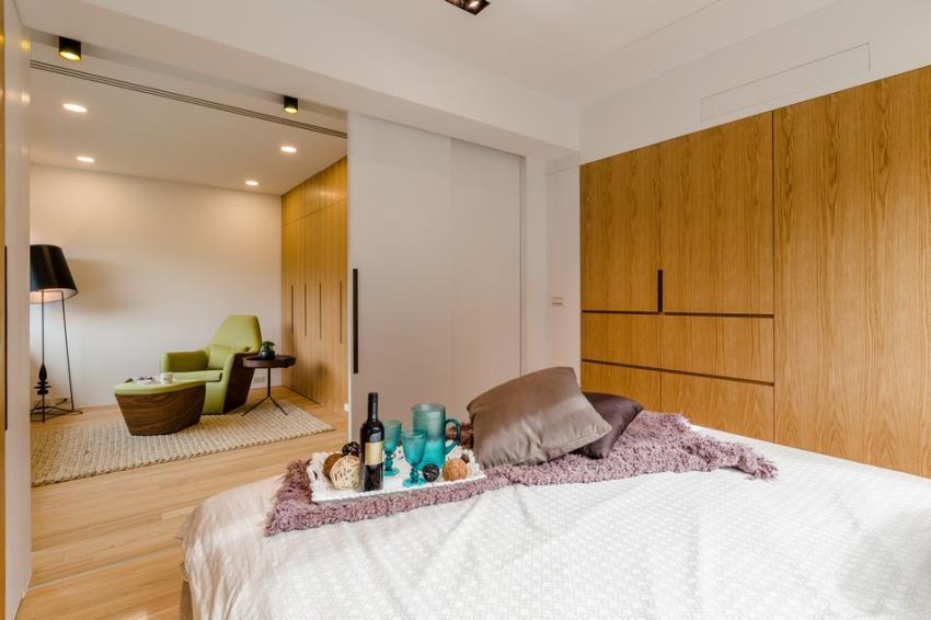 Потрясающий современный дизайн квартиры (8)