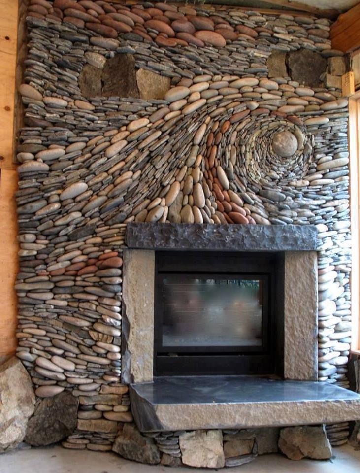25 потрясающих идей для обустройства камина (9)