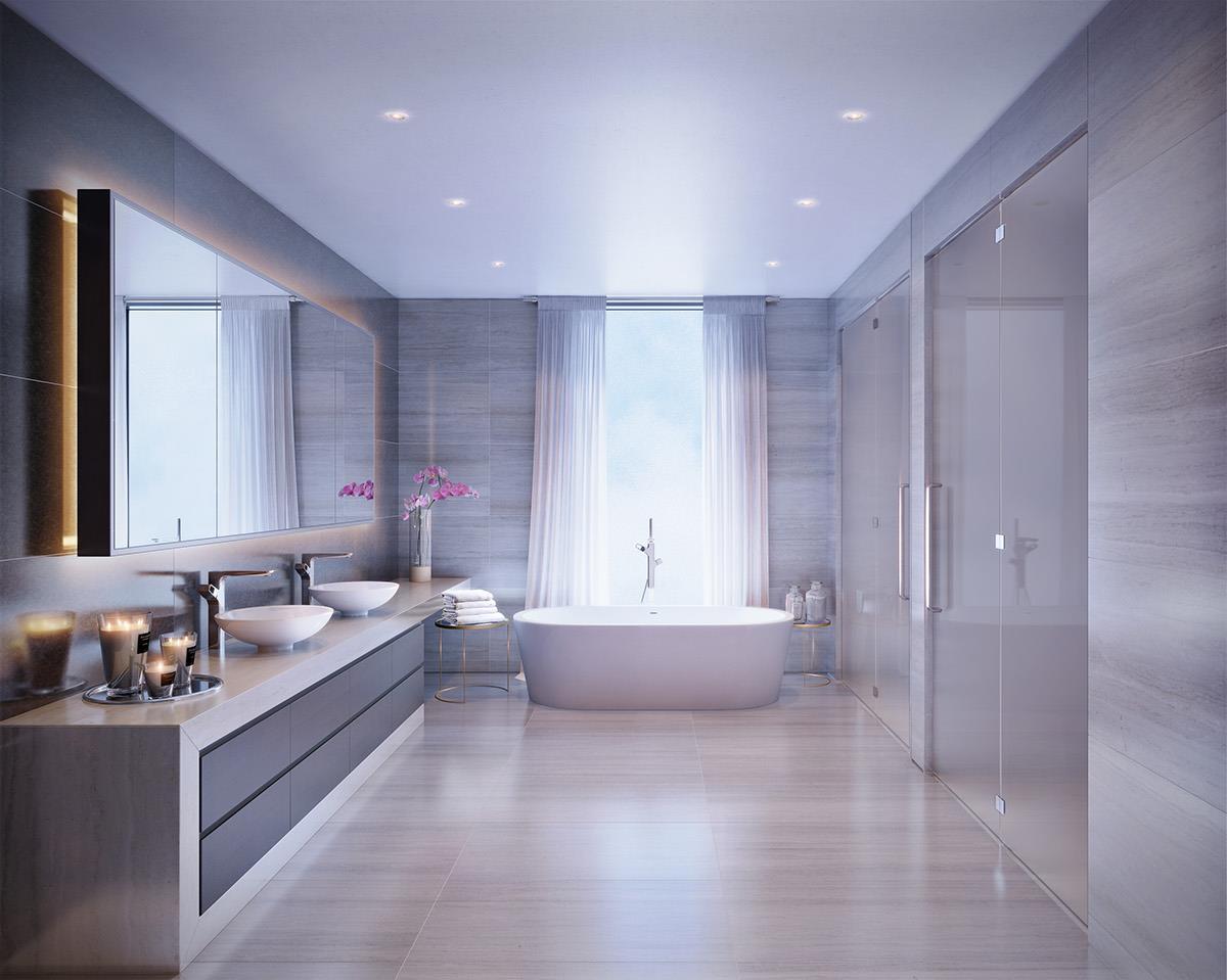 36 ванных комнат класса люкс (22)