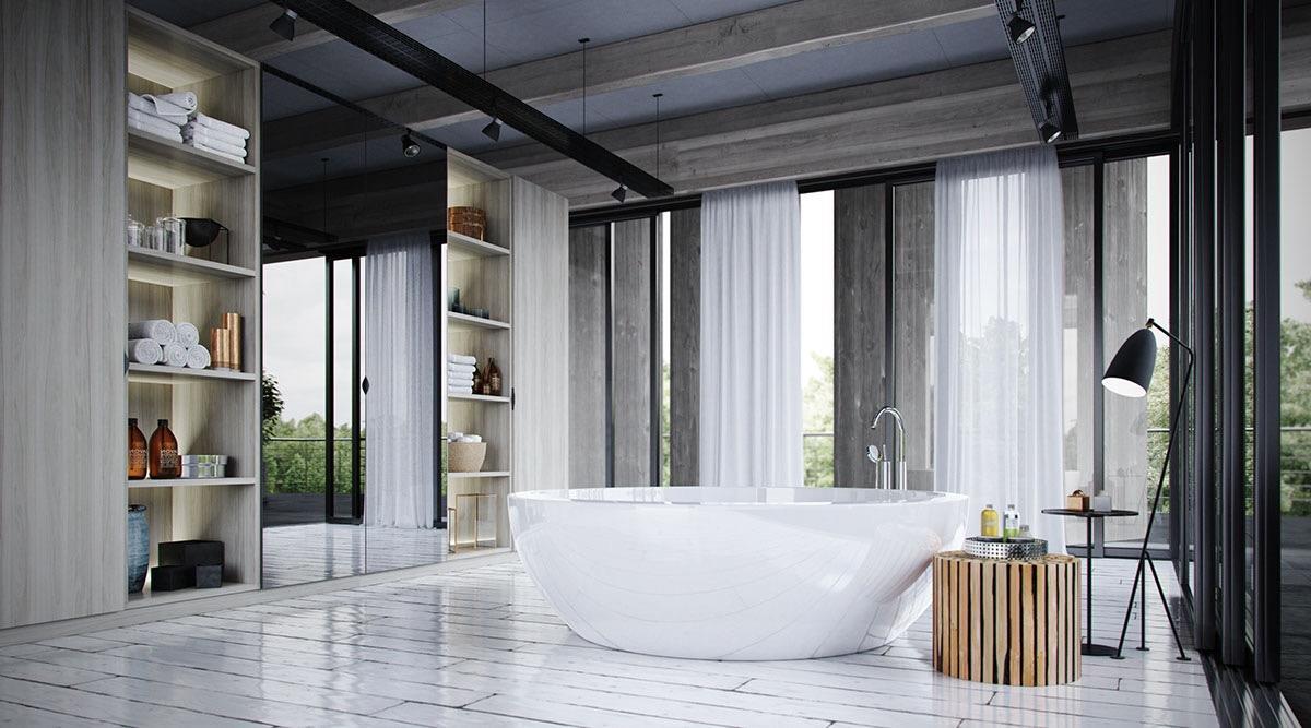 36 ванных комнат класса люкс (25)