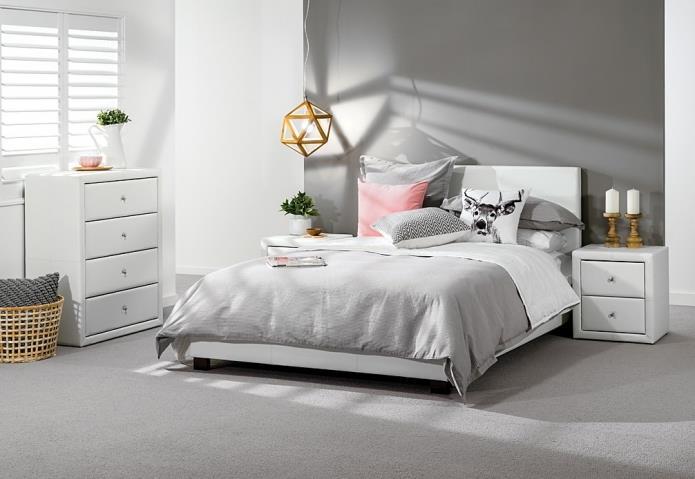 интерьер спальни в серой гамме (16)