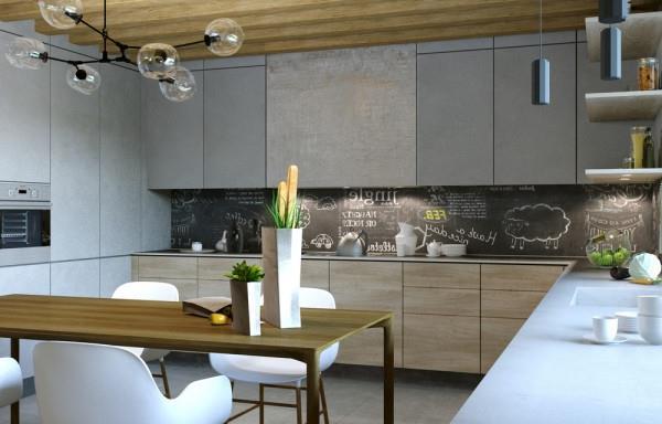 отделка из бетона в современном интерьере (19)