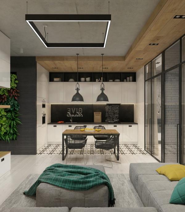 отделка из бетона в современном интерьере (21)
