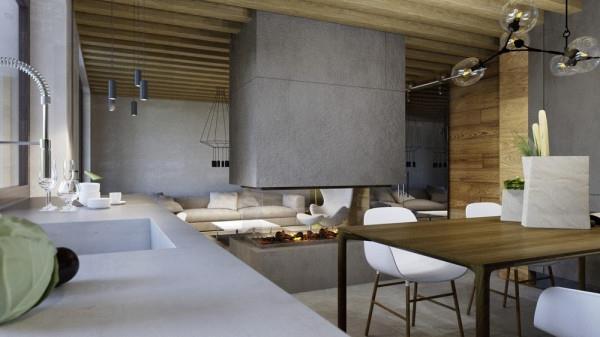 отделка из бетона в современном интерьере (30)