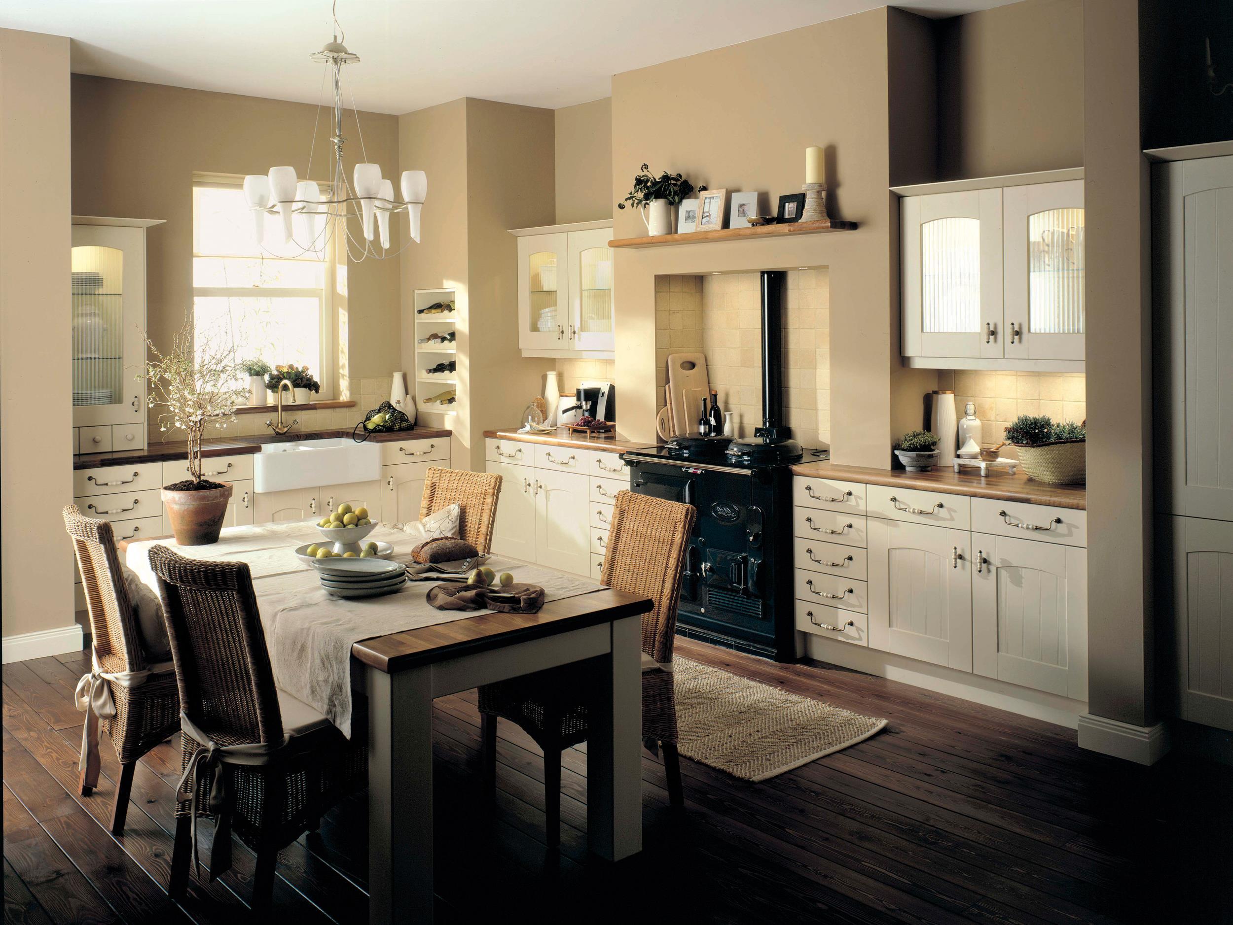 кухни классические  (2)