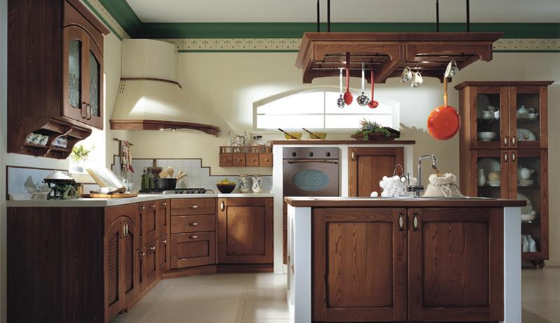 кухни классические  (3)