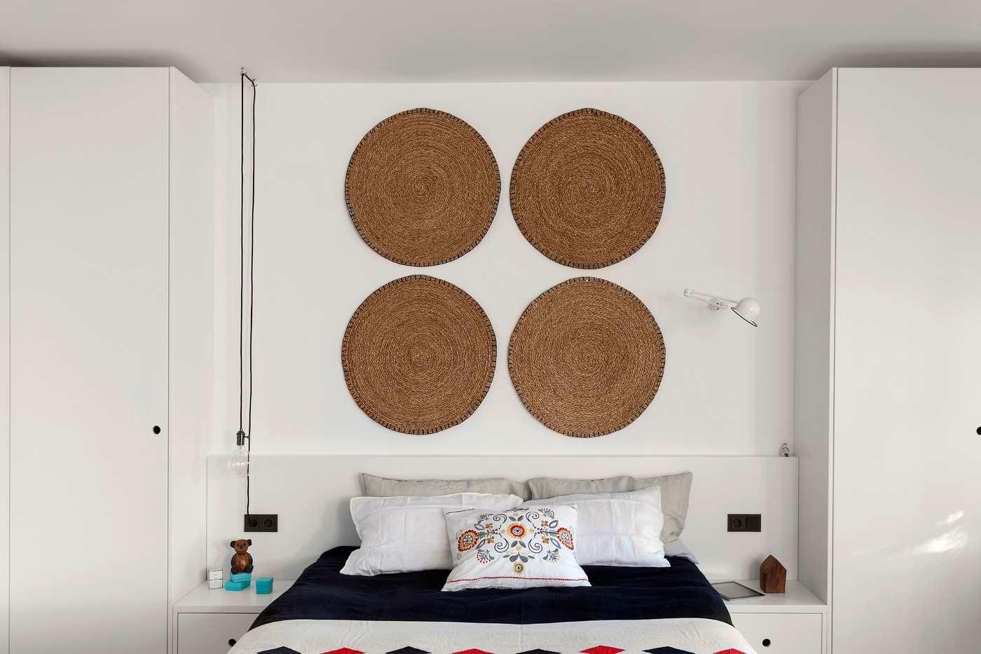 Дизайн однокомнатной квартира 43 кв.м. с фото (5)
