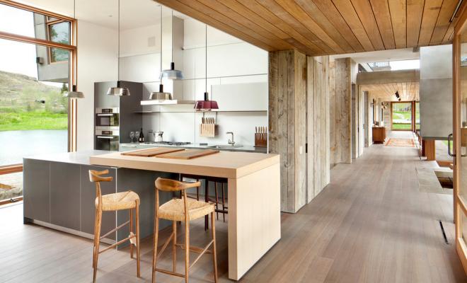 Дизайнерские идеи для небольшой кухни (2)