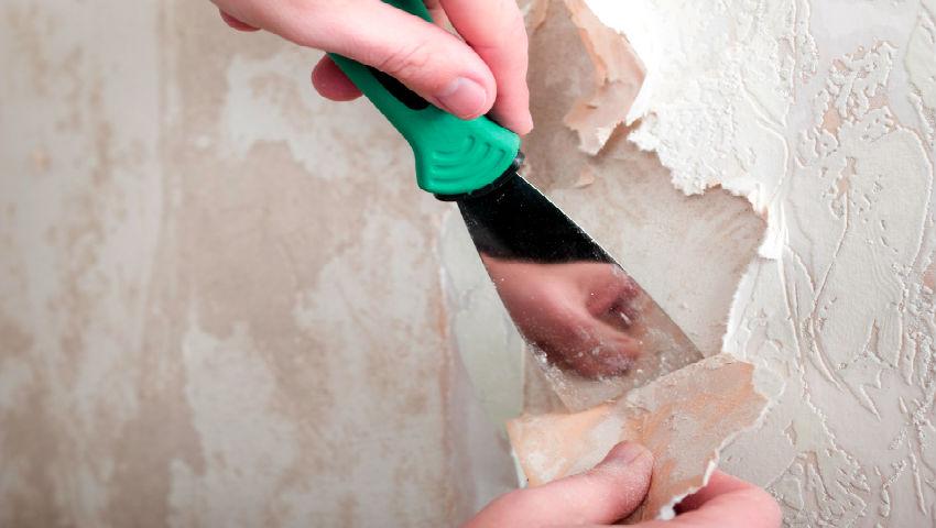Подготовка стен под обои порядок работ1