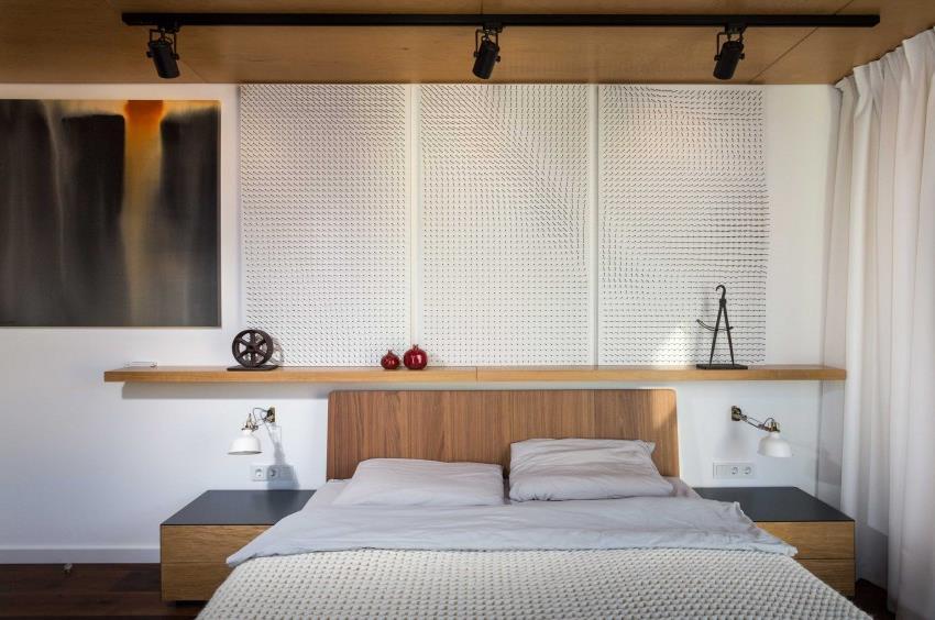 дизайн стильной двухкомнатной квартиры (11)
