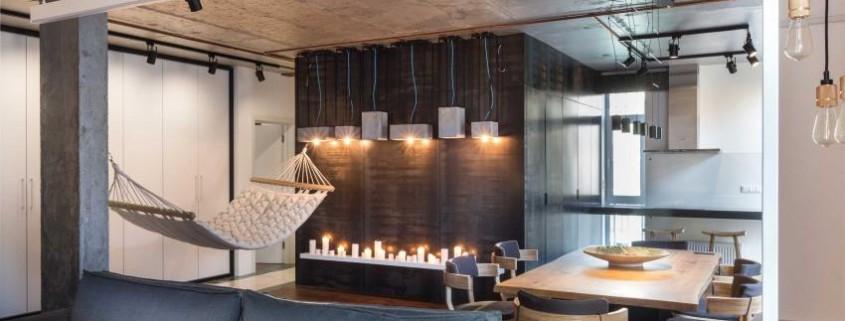 дизайн стильной двухкомнатной квартиры (12)