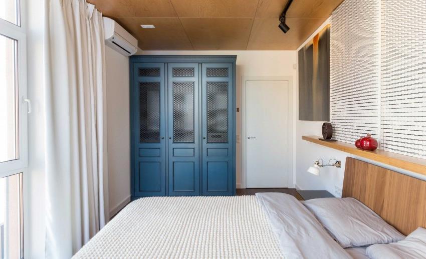 дизайн стильной двухкомнатной квартиры (18)