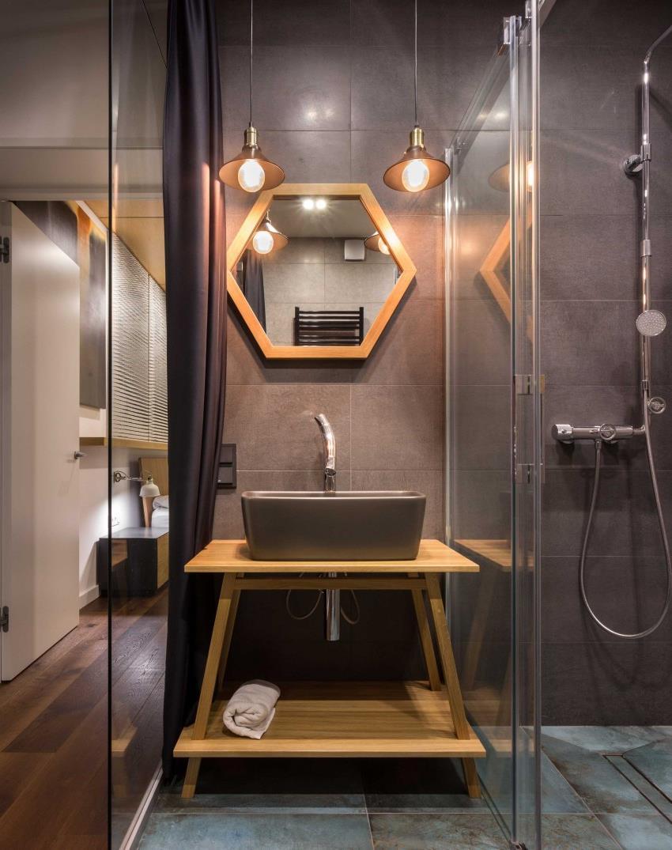 дизайн стильной двухкомнатной квартиры (3)