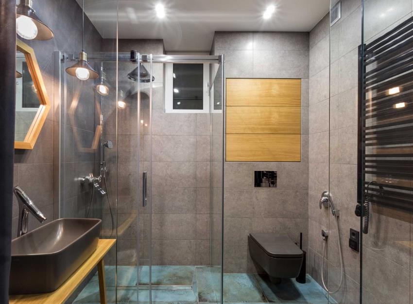 дизайн стильной двухкомнатной квартиры (8)