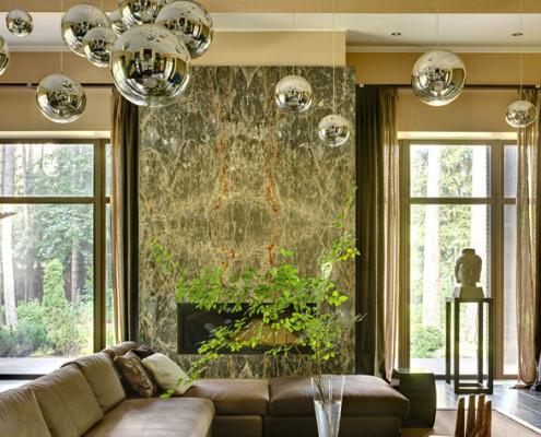 камень в дизайне интерьера3