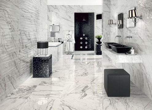 плитка под камень в ванную (10)