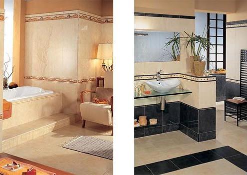 плитка под камень в ванную (18)
