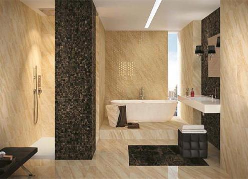 плитка под камень в ванную (24)