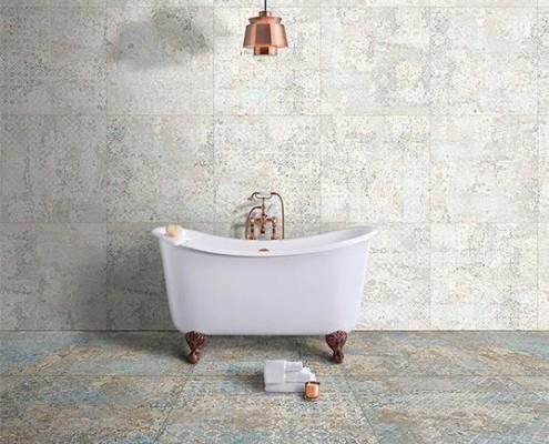 плитка под камень в ванную (3)