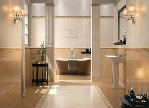 плитка под камень в ванную (33)