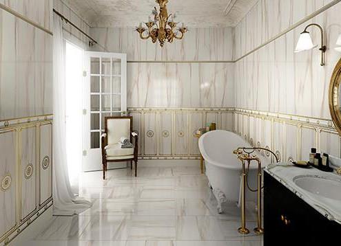 плитка под камень в ванную (4)