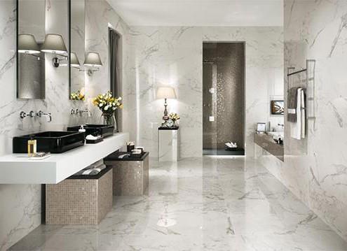 плитка под камень в ванную (6)