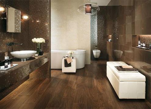 плитка под камень в ванную (8)