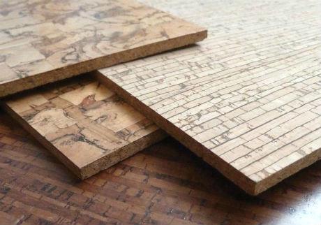 пробковые напольные покрытия1