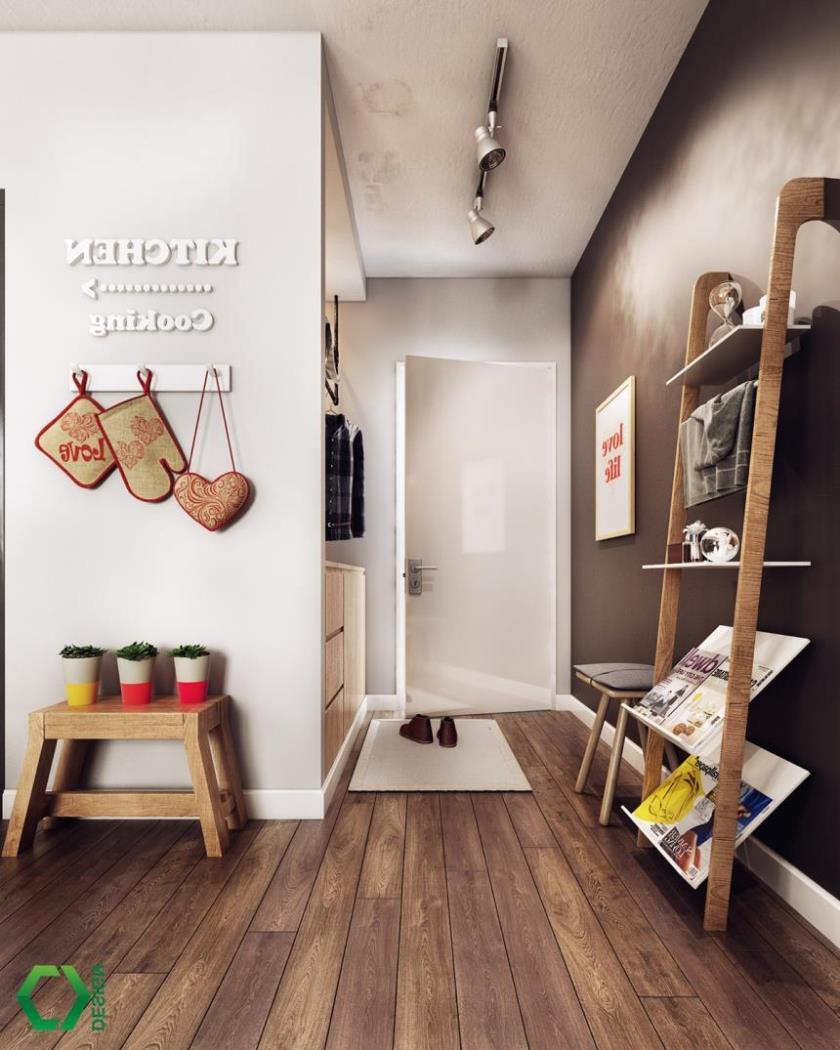 современные красивые интерьеры квартир (12)