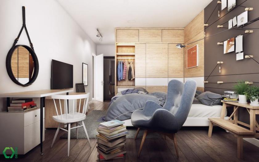 современные красивые интерьеры квартир (13)