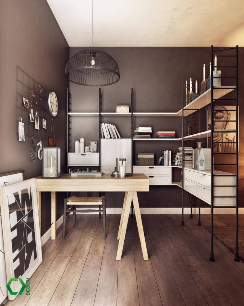 современные красивые интерьеры квартир (15)
