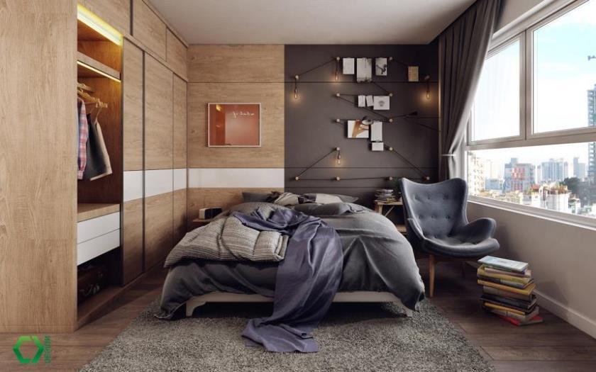 современные красивые интерьеры квартир (20)