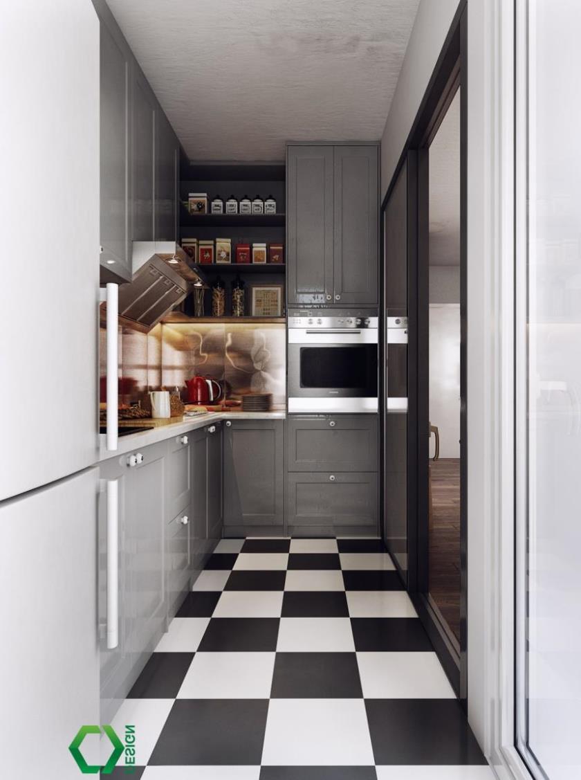 современные красивые интерьеры квартир (4)