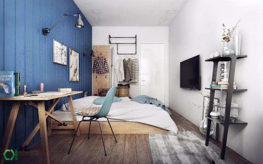 современные красивые интерьеры квартир (5)