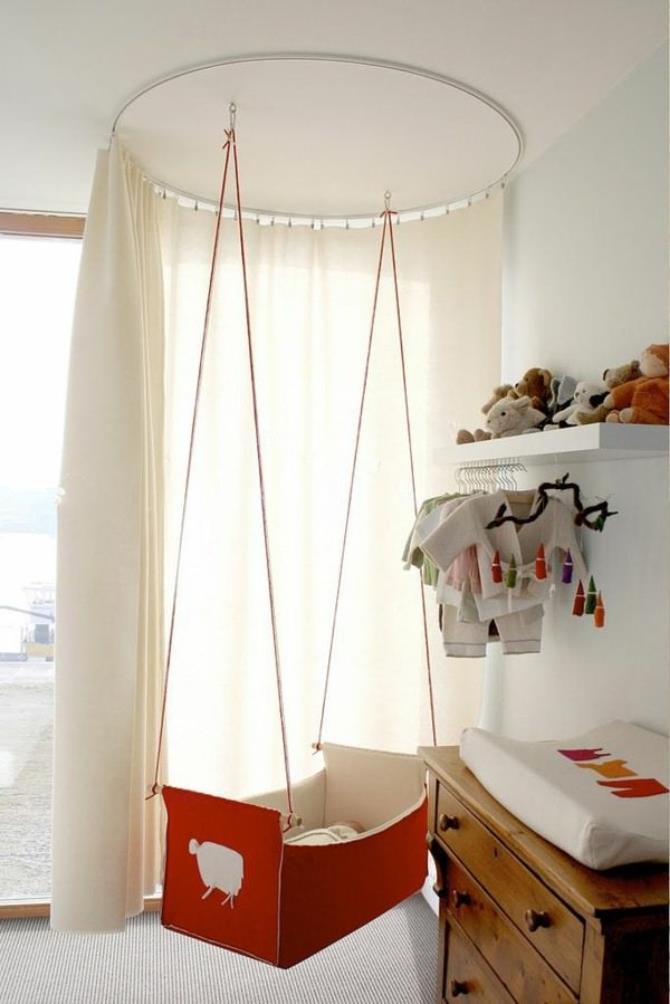 качели в интерьере квартиры (1)