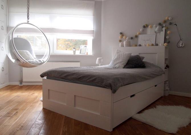 качели в интерьере квартиры (5)