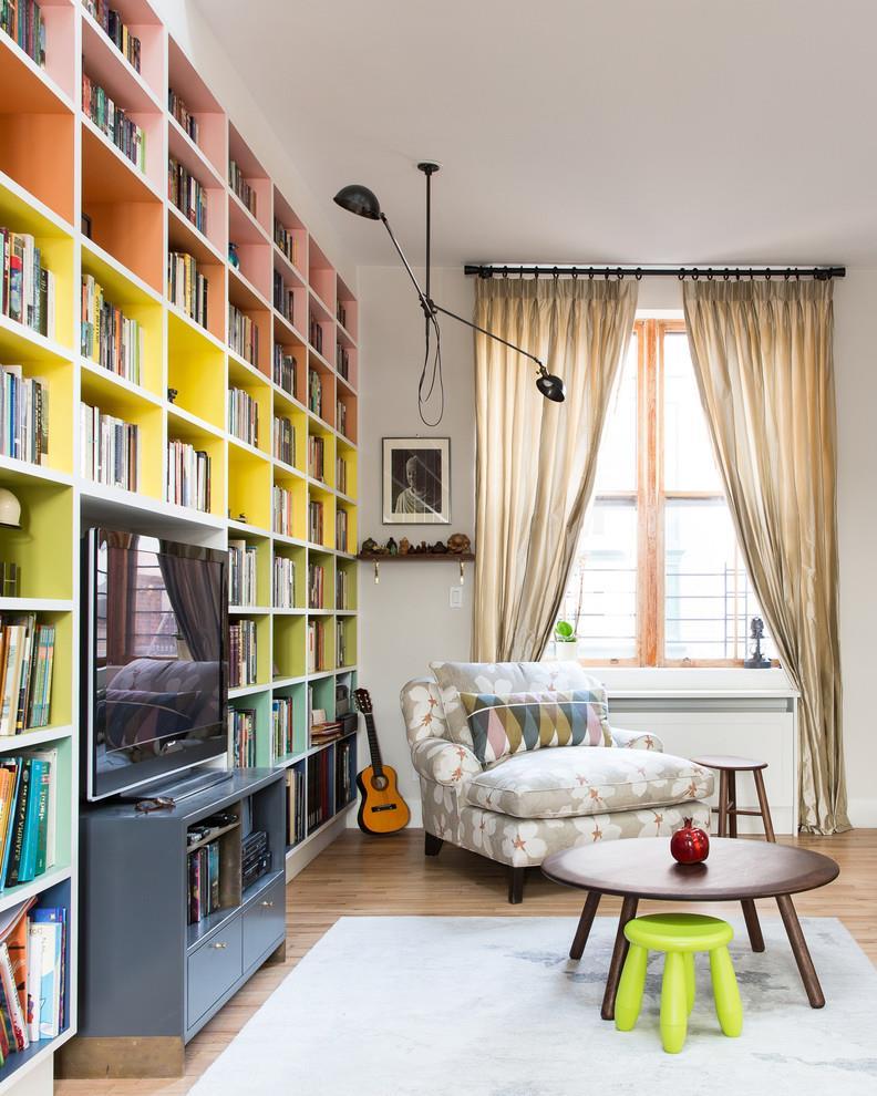 шкафы и полки в современном интерьере (4)