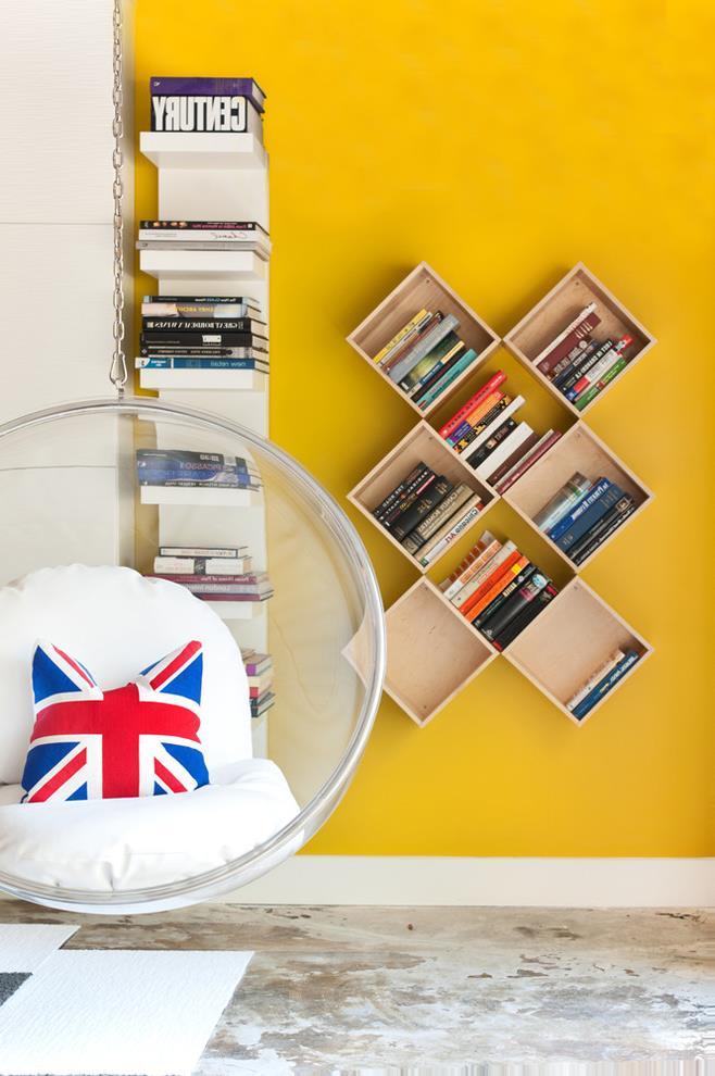 шкафы и полки в современном интерьере (5)