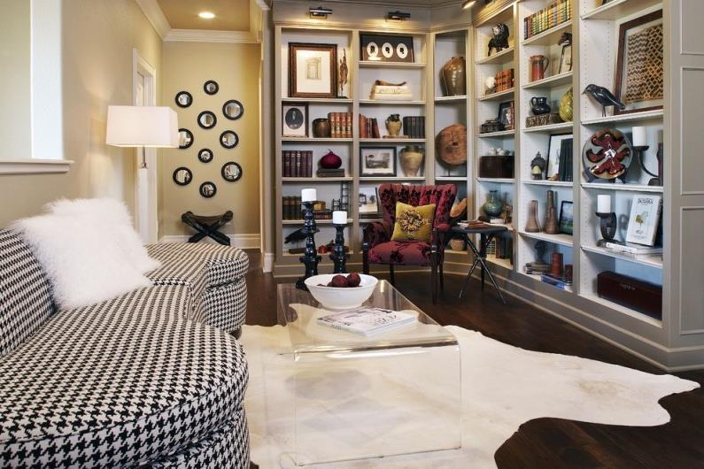 шкафы и полки в современном интерьере (6)