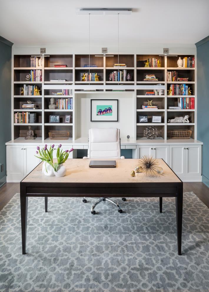 шкафы и полки в современном интерьере (7)