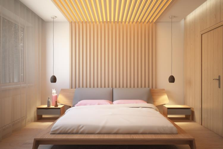 25 красивых примеров акцентной стены в спальне (16)