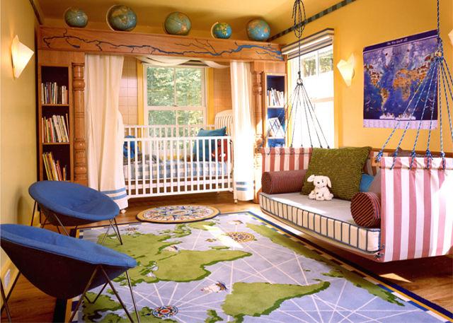 интерьер комнаты дошкольника1