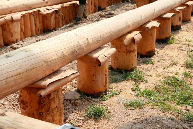 ремонт деревянного фундамента2