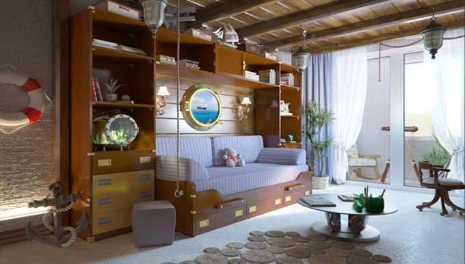 Дизайн-интерьера-детской-комнаты-для-мальчика1