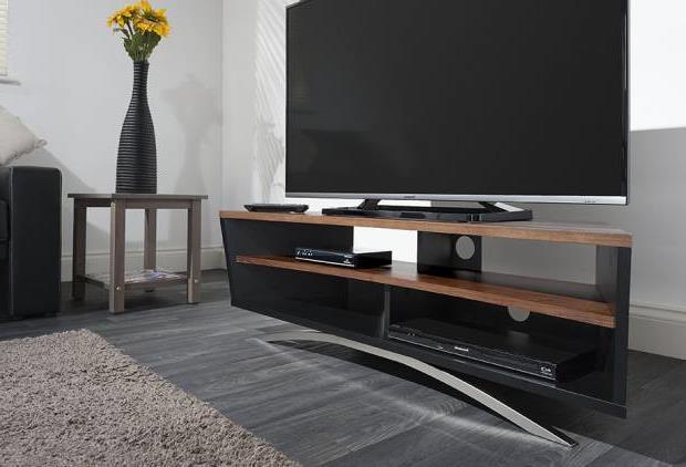 Тумба под телевизор в современном стиле фото (20)