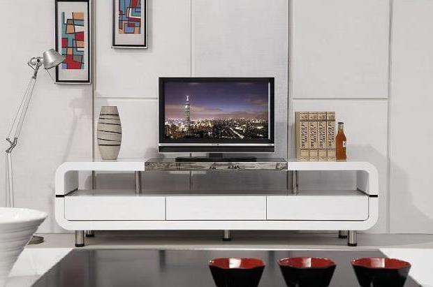 Тумба под телевизор в современном стиле фото (35)