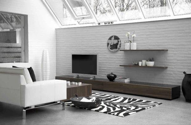 Тумба под телевизор в современном стиле фото (36)