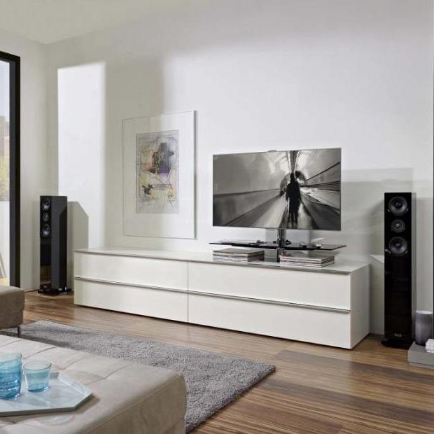 Тумба под телевизор в современном стиле фото (47)