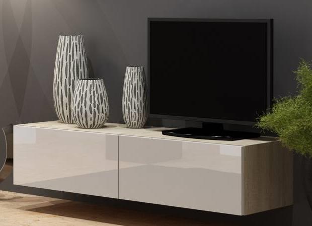 Тумба под телевизор в современном стиле фото (57)